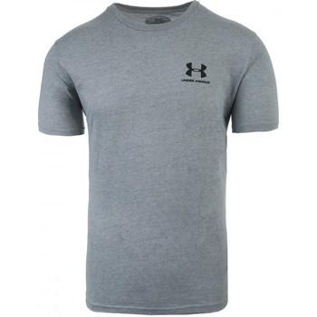 Textil Muži Trička s krátkým rukávem Under Armour Sportstyle Left Chest Šedé