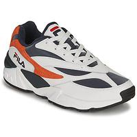Boty Muži Nízké tenisky Fila V94M R LOW Bílá / Oranžová