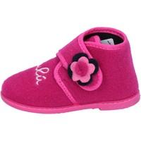 Boty Dívčí Papuče Lulu Bačkory BS28 Růžový