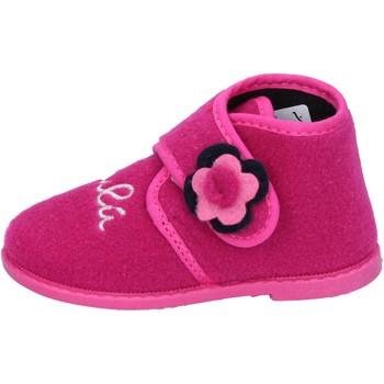 Boty Dívčí Papuče Lulu BS28 Růžová