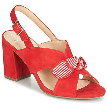Boty Ženy Sandály Bocage PAULIN Červená