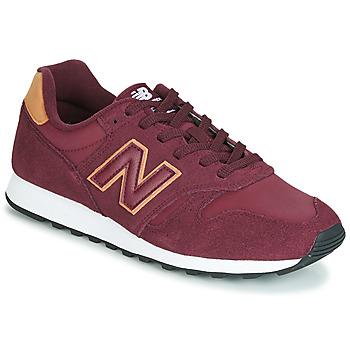 Boty Nízké tenisky New Balance 373 Bordó