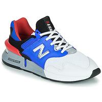 Boty Muži Nízké tenisky New Balance 997 Bílá / Modrá