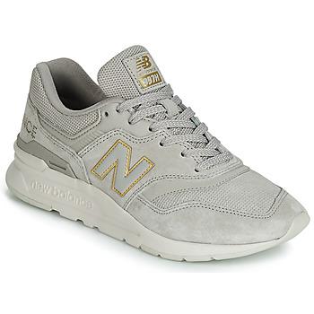 Boty Ženy Nízké tenisky New Balance 997 Šedá