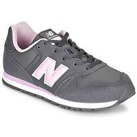 Boty Dívčí Nízké tenisky New Balance 373 Šedá / Růžová