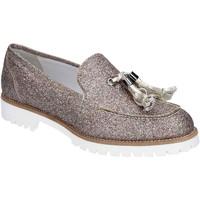 Boty Ženy Mokasíny Vsl BS62 Stříbrný