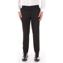 Textil Muži Oblekové kalhoty Premium By Jack&jones 12084146 Černá