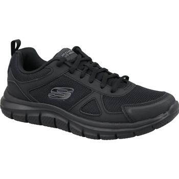 Boty Muži Nízké tenisky Skechers Track-Scloric 52631-BBK