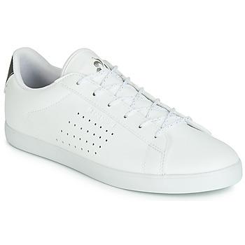 Boty Ženy Nízké tenisky Le Coq Sportif AGATE PREMIUM Bílá / Stříbřitá