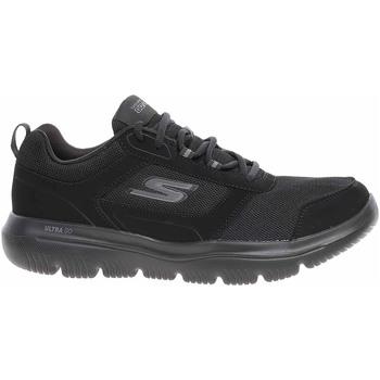 Boty Muži Nízké tenisky Skechers Go Walk Evolution Ultra - Enhance black Černá