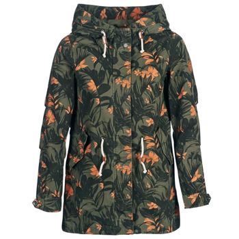 Textil Ženy Parky Only ONLNEW DEMI Khaki