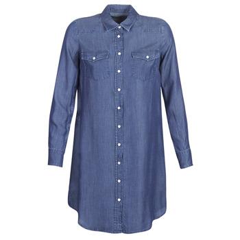 Textil Ženy Krátké šaty Yurban kOULIOTE Modrá