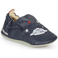 Boty Chlapecké Papuče Catimini CASPARO Tmavě modrá