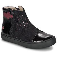 Boty Dívčí Kotníkové boty GBB OKITA Černá
