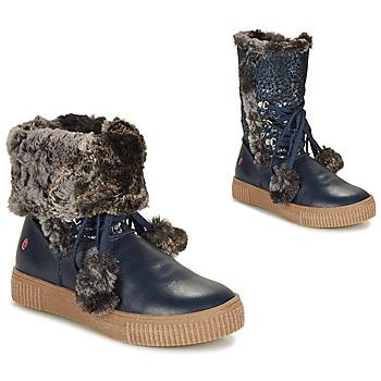 Boty Dívčí Kotníkové boty GBB NOUSTIK Modrá