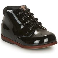Boty Dívčí Kotníkové boty GBB TACOMA Černá