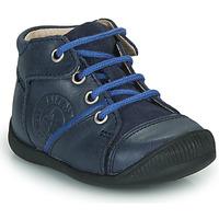 Boty Chlapecké Kotníkové boty GBB OULOU Modrá