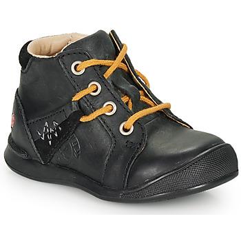 Boty Chlapecké Kotníkové boty GBB ORBINO Černá