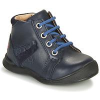 Boty Chlapecké Kotníkové tenisky GBB ORBINO Tmavě modrá