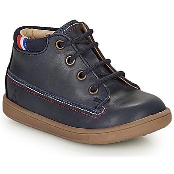 Boty Děti Kotníkové boty GBB FRANCETTE Tmavě modrá