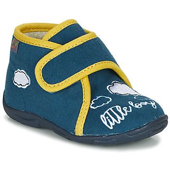 Boty Chlapecké Papuče GBB OKANDI Modrá