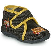 Boty Chlapecké Papuče GBB OKANDI Černá