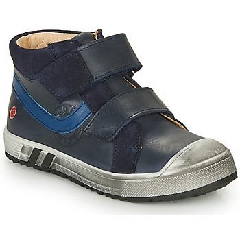 Boty Chlapecké Kotníkové tenisky GBB OMALLO Modrá