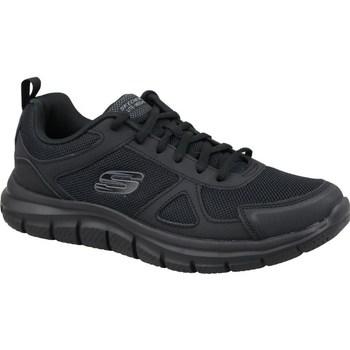 Boty Muži Běžecké / Krosové boty Skechers Trackscloric Černá