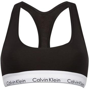 Textil Ženy Sportovní podprsenky Calvin Klein Jeans 0000F3785E Černá