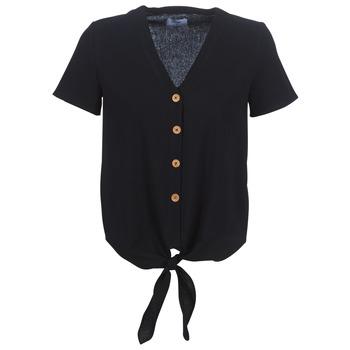 Textil Ženy Halenky / Blůzy Betty London KOUDILE Černá
