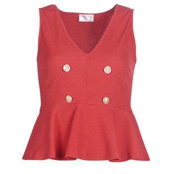 Textil Ženy Halenky / Blůzy Moony Mood KITTILE Červená