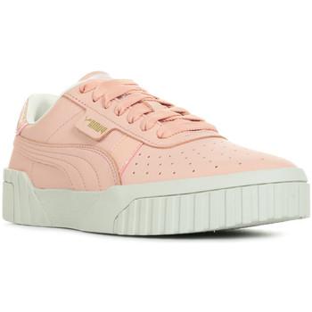 Boty Ženy Nízké tenisky Puma Cali Nubuck Wn's Růžová