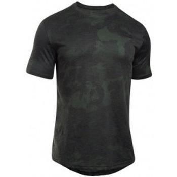 Textil Muži Trička s krátkým rukávem Under Armour Sportstyle Core Tee černá