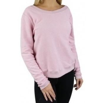 Textil Ženy Mikiny Gymhero Hoodie růžová