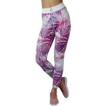 Textil Ženy Legíny Gymhero Leggins růžová