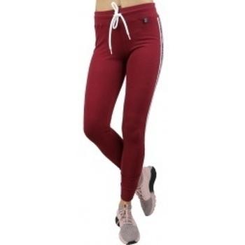 Textil Ženy Teplákové kalhoty Gymhero Leggins červená