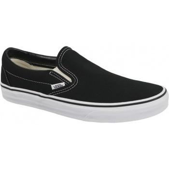 7b74099c523 Vans Street boty Classic Slip-On - Černá