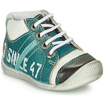 Boty Chlapecké Kotníkové boty GBB ISIS Modrá