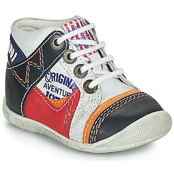 Boty Chlapecké Kotníkové boty Catimini CACHALOT Bílá