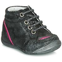 Boty Dívčí Kotníkové boty GBB LAURE Černá