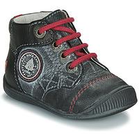 Boty Chlapecké Kotníkové boty GBB LINDFORD Černá