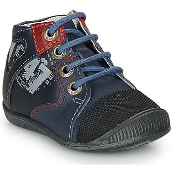Boty Chlapecké Kotníkové boty GBB LARI Modrá
