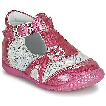 Boty Dívčí Sandály GBB MILLA Růžová