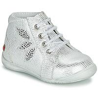 Boty Dívčí Kotníkové boty GBB MANON Bílá