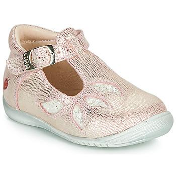 Boty Dívčí Sandály GBB MARIE Růžová