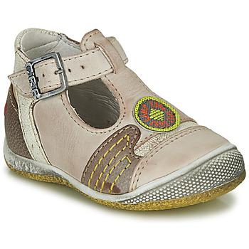 Boty Chlapecké Sandály GBB MARIO Béžová