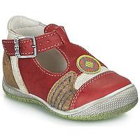 Boty Chlapecké Sandály GBB MARIO Červená