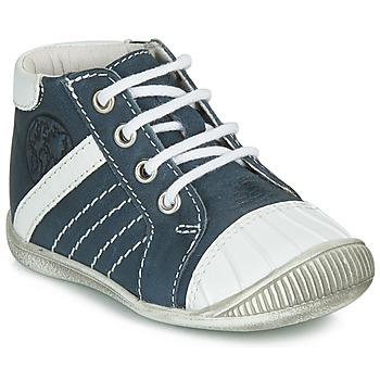 Boty Chlapecké Kotníkové boty GBB MATYS Modrá