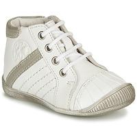 Boty Chlapecké Kotníkové boty GBB MATYS Bílá