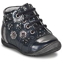 Boty Dívčí Kotníkové boty GBB NAYANA Modrá